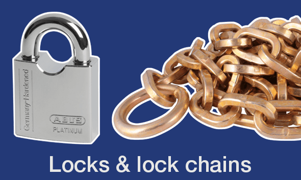 Locks & lock chains